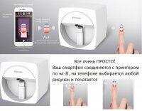 Принтер для ногтей O2nails v11