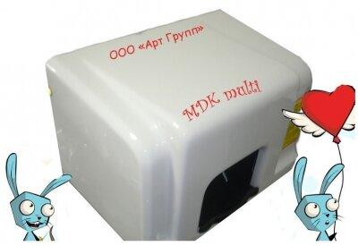 Принтер для ногтей, цветов, сувениров, мобильных MDK Multi